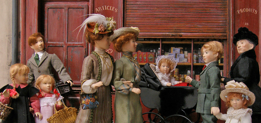 The Kensington Dollshouse Festival - Foto 1