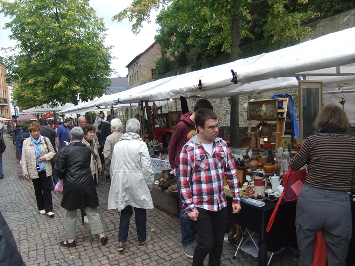 Antik-, Kunst- & Designmarkt in Bad Münstereifel - Foto 2