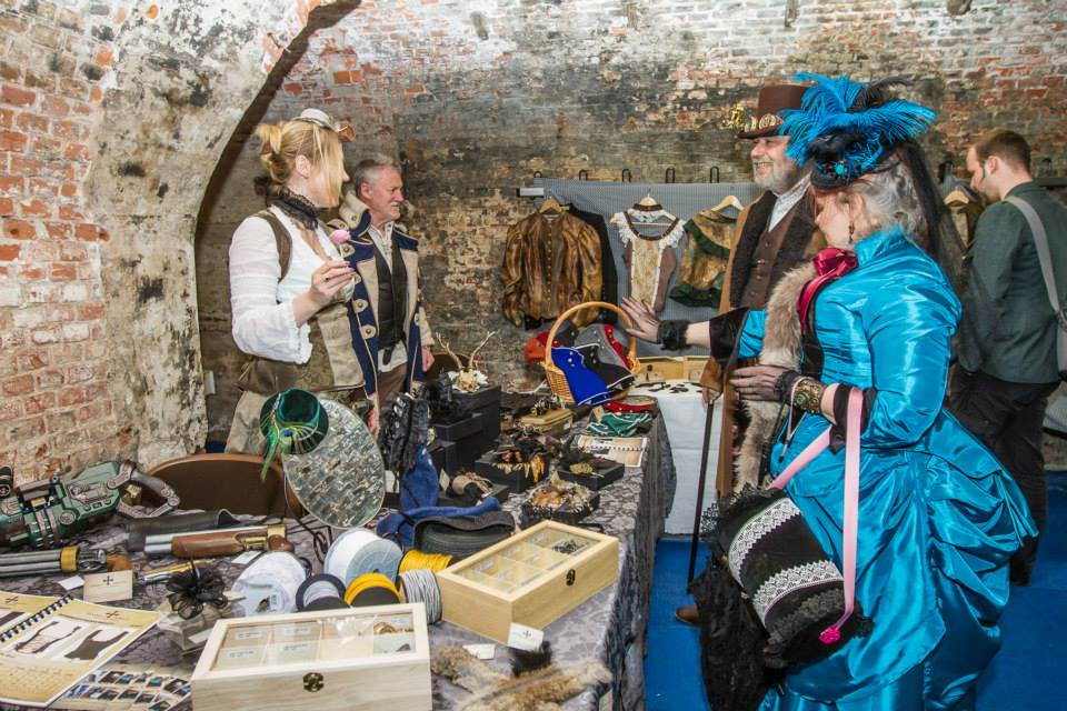Aethercircus Steampunk Festival Germany in der Hansestadt Buxtehude - Foto 2