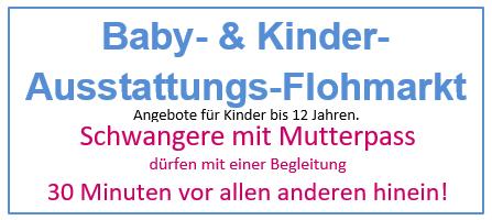 """""""Baby-& Kinder-Ausstattungs-Flohmarkt"""" Hamburg Bergedorf - Foto 2"""