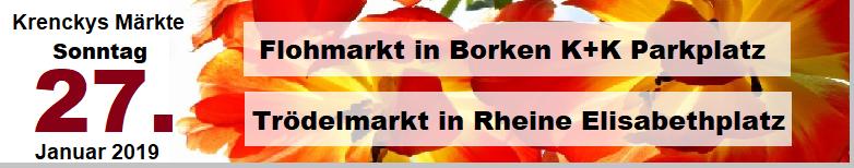 Krenckys Märkte